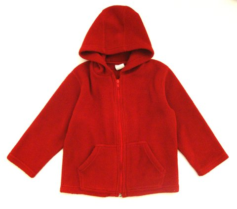 Campera de polar Cheeky T.4