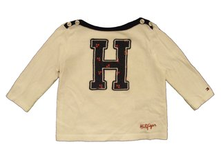 Remera Tommy Hilfiger T.12 meses