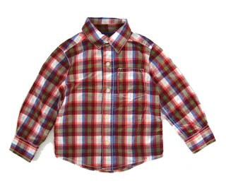 Camisa Carters T. 2 t