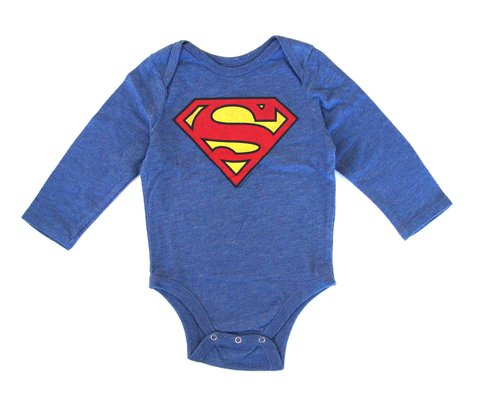 Body Old Navy Superman 18 meses