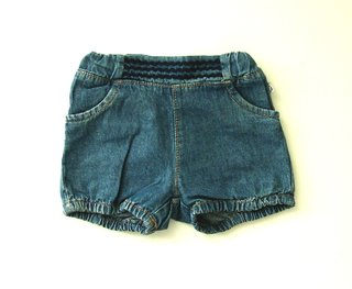 Short de jean Advanced T.M (9-12 meses)