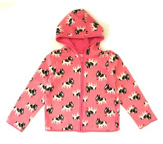 Campera de polar Cheeky T.8