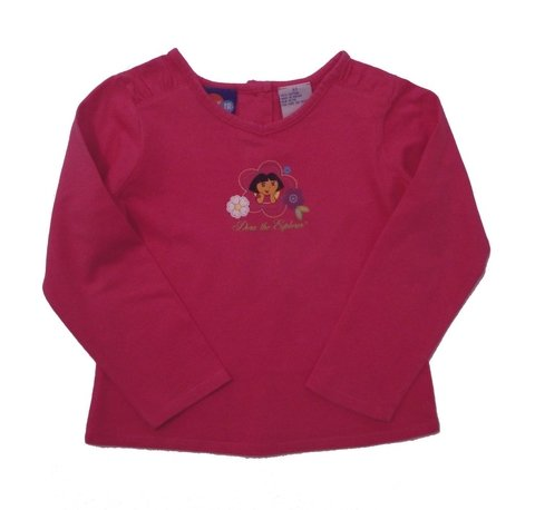 Remera Nick Jr. T. 5T Dora la Exploradora