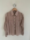 Camisa cuello desmontable Ayres T.40 (Small)