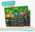 Plants vs Zombies, tarjeta plants vs zombies imprimible - comprar online