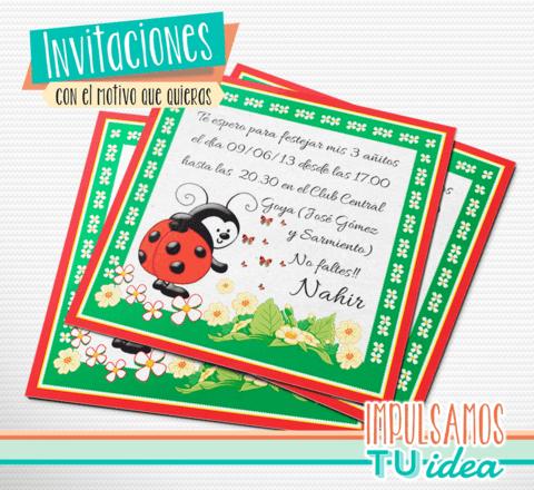Vaquita De San Antonio Tarjetita Para Imprimir