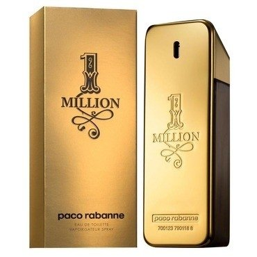 Perfume Paco Rabanne One Million Masculino EDT 100ml - comprar online