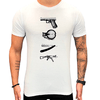 Camiseta Paradise Weapons