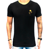 Camiseta Paradise Yellow Rose