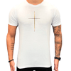 Camiseta Paradise Fine Golden Cross
