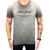 Camiseta paradise never allow