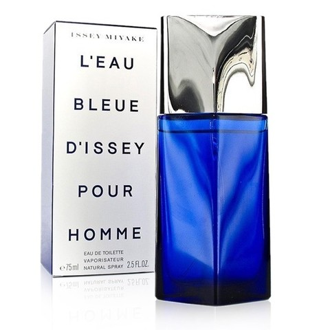 Perfume Issey Miyake L'Eau Bleue D'Issey Pour Homme EDT 125ml