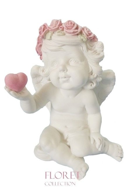 8950 - ANJO FLORET COLLECTION EDI.LIMITED LOVE 20CM