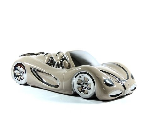 2094 - ESCULTURA HOBBY COLLECTION CARRO 30CM