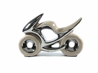 2094 - ESCULTURA HOBBY COLLECTION MOTO 22,5CM