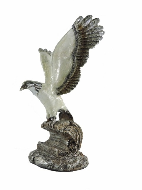 2074 - ESTATUETA AGUIA ESPECIAL COLLECTION NW 26,5CM - comprar online