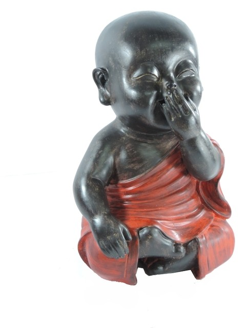 3011 - ESTATUETA BUDAH SMILE COLLECTION 29 CM - comprar online