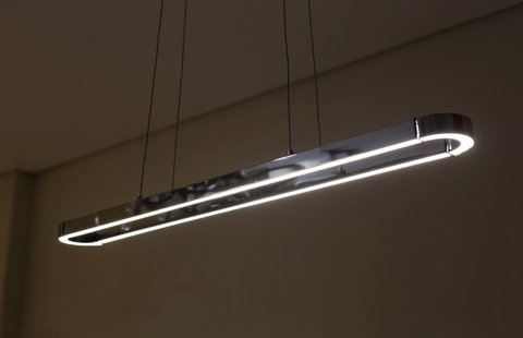 PENDENTE SUPER LED WHITE BANCADA SALA