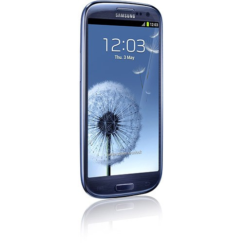 SAMSUNG GALAXY SIII I9300 GRAFITE ANATEL 16GB 8MP 3G WIFI GPS - infotecline