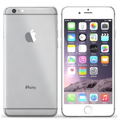 "iPhone 6s Plus Apple com 16GB, Tela 5,5"" HD com 3D Touch, iOS 9, Sensor Touch ID, Câmera iSight 12MP, Wi-Fi, 4G, GPS, Bluetooth - comprar online"