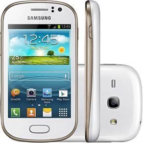 SAMSUNG GALAXY FAME DUOS GT-S6812 BRANCO