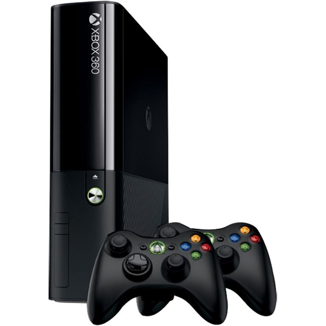 Video Game Xbox 360 Super Slim 4gb Superslim
