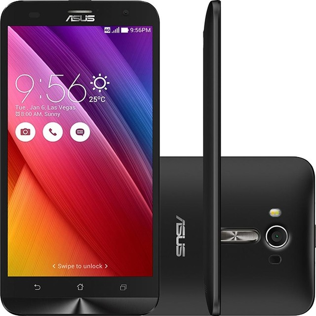 SMARTPHONE ASUS ZENFONE 2 LASER DUAL CHIP ANDROID 5 TELA 5.5