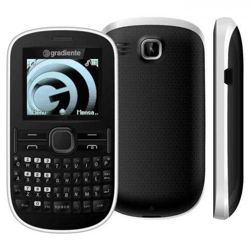 Celular Gradiente GC 200 Handy Desbloqueado, mp3 player, DualChip