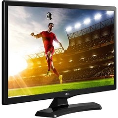 TV 23.6 LED HD 24MT49DF-PS 1 USB, 1 HDMI, Função Monitor, DTV, Gaming Mode, Time Machine Ready - LG - comprar online