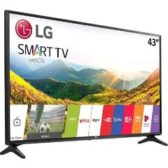 Smart TV LED 43 Polegadas LG 43LJ5500 HD com Conversor Digital Wi-Fi