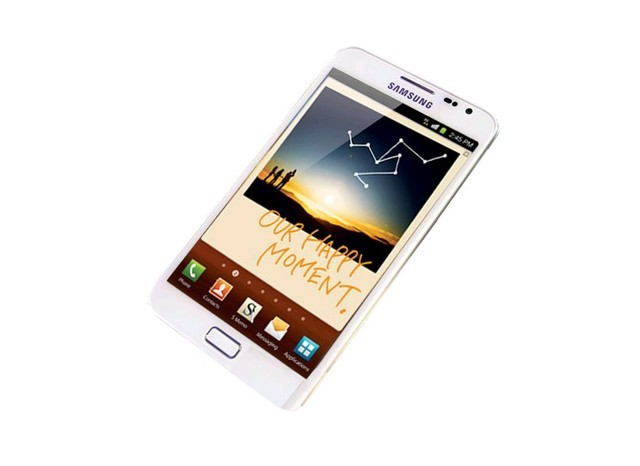 SAMSUNG GALAXY NOTE GTN-7000 3G BRANCO