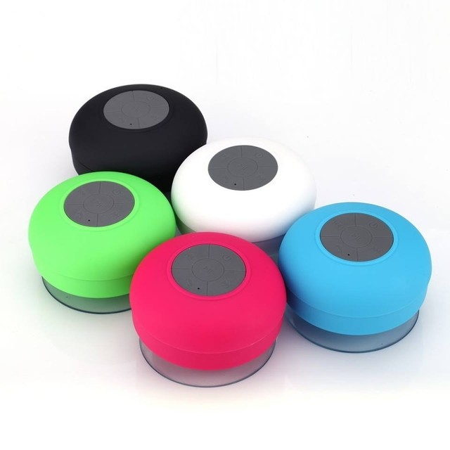 CAIXA DE SOM RESISTENTE A ÁGUA BLUETOOTH WIRELESS IPHONE ANDROID