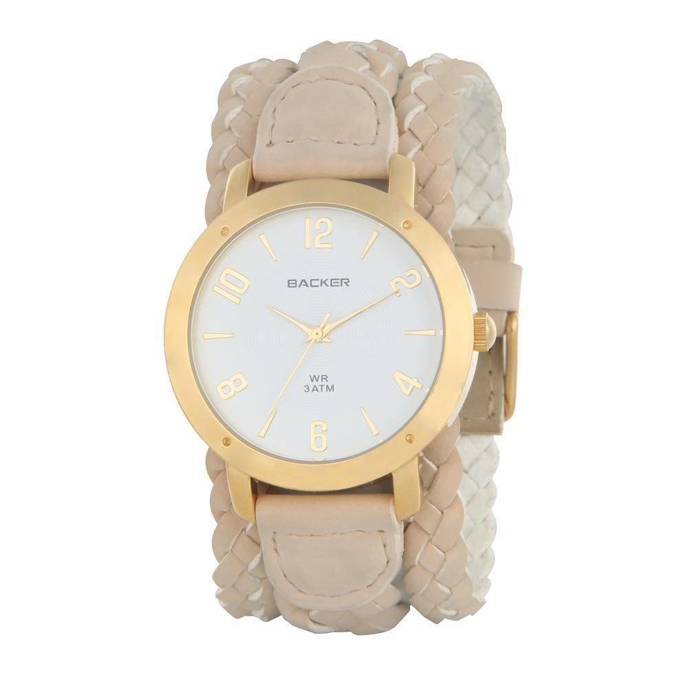 94116086170 Relógio Feminino Analógico Backer Fashion 3174142F