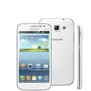 GALAXY WIN  DUOS BRANCO COM DUAL CHIP, TELA DE 4.7