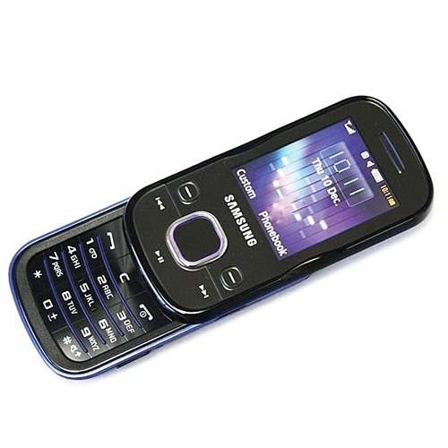 CELULAR ABRI FECHAR SAMSUNG GT-M2520, Bluetooth, Mp3 Player, Quad Band (850/900/1800/1900)