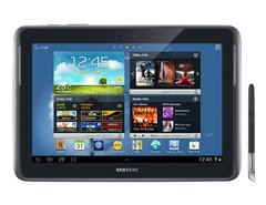 TABLET SAMSUNG GALAXY NOTE N8000 10.1´ 3G, ANDROID 4.0, 16GB, CÂMERA 5MP, WI-FI, BLUETOOTH, PRETO
