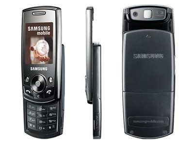 Imagem do CELULAR SAMSUNG SGH-J700i, QUADRI-BAND, 1.3MP, BLUETOOTH, RADIO FM COM GRAVADOR