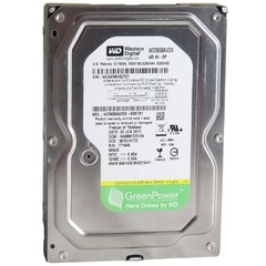 Hd Desktop Western Digital 500gb Sata3 5400rpm 32mb GREEN POWER - comprar online