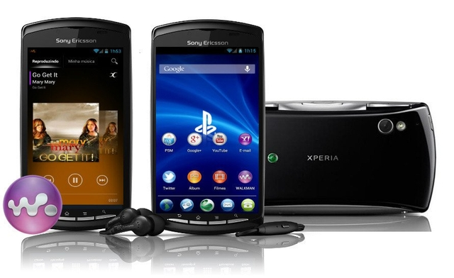 smartphone Sony Ericsson Xperia R800 Play Android 2.3, Wifi 3g 5mp, cam 5 mp, bluetooth na internet
