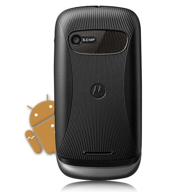 CELULAR MOTOROLA FIRE XT317 PRETO DUAL CHIP ANDROID 2.3 3G WI-FI GPS QWEERTY TOUCHSCREEN na internet