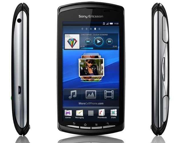 smartphone Sony Ericsson Xperia R800 Play Android 2.3, Wifi 3g 5mp, cam 5 mp, bluetooth - infotecline