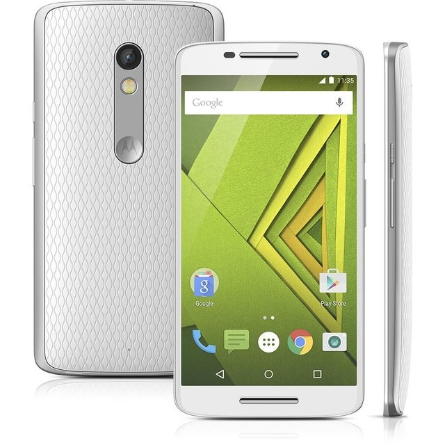 Smartphone Motorola Moto X Play Colors XT-1563 Branco Dual Chip Android Lollipop 4G Wi-Fi 32GB - comprar online