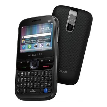 Celular Alcatel One Touch 678G, Tri Chip, 1.3MP, MP3, Bluetooth, Preto (Desbloqueado) na internet