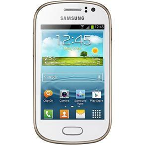 SAMSUNG GALAXY FAME DUOS GT-S6812 BRANCO - infotecline
