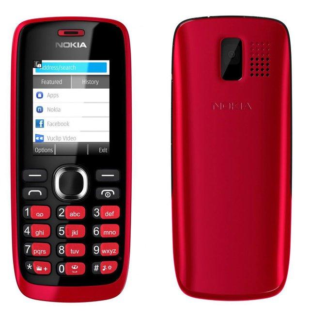 celular Nokia 112, Bluetooth Versão 2.1, Nokia Series OS ...