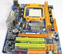 Placa de baza SK. AM2 /AM2+ BIOSTAR GF8100 M2+ TE, 2xDDR2, DVI, VGA, video 512MB