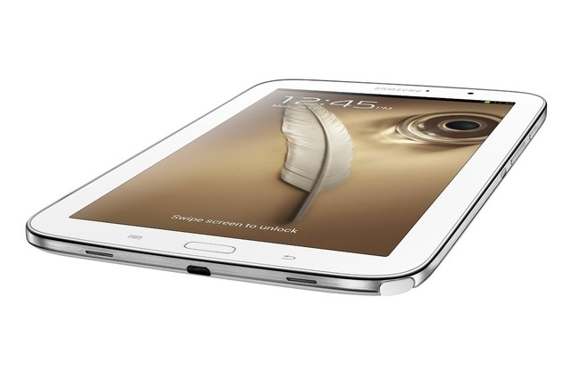 Tablet Samsung Galaxy Note 8.0 GT-N5110 - Android 4.1, 16GB, Tela 8, Câmera 5MP, Quad Core 1.6GHz, Wi-Fi, Branco na internet