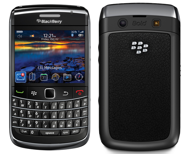 CELULAR BlackBerry Bold 9700 Foto 3.1MPX, Blackberry OS, mp3 player, bluetooth, Wi-fi e o GPS, QWERTY