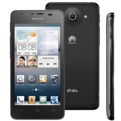 smartphone Huawei Ascend G510 U8951D Dual preto, Android 4.1, Dual-Core 1.2 GHZ, Foto 5 Mpx, mp3 player, radio, video conferência, bluetooth - comprar online