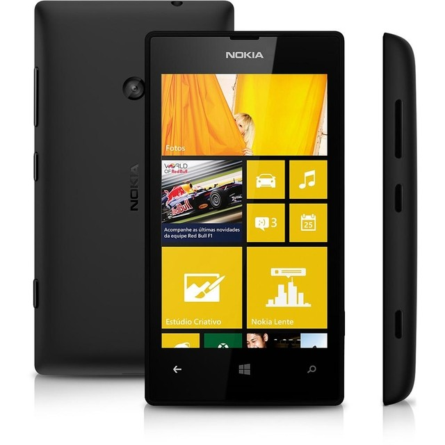 SMARTPHONE NOKIA LUMIA 520 WINDOWS PHONE 8 TELA 4